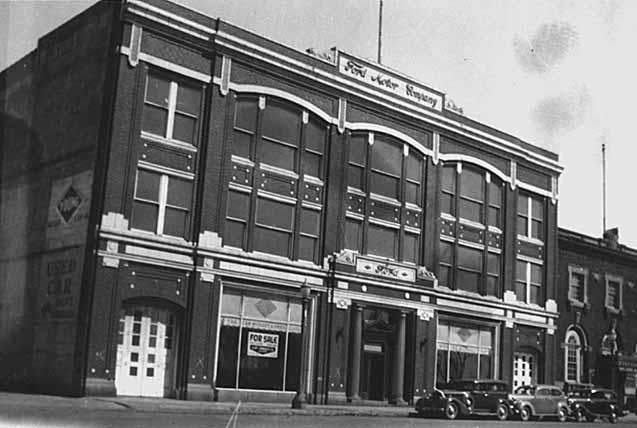 117 University Avenue, Ford Motor Co. Building, ca.1935