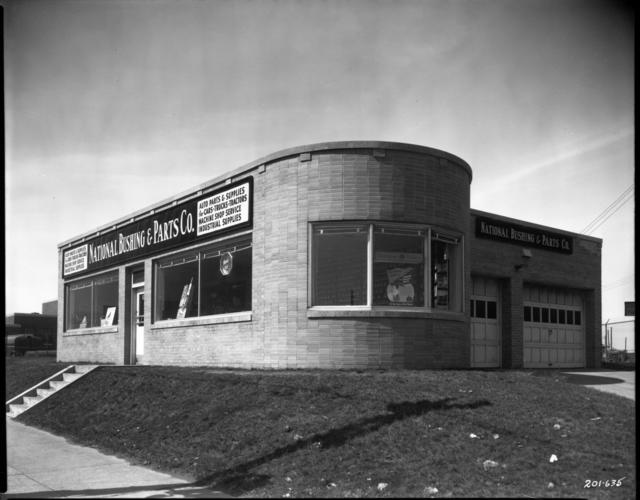 2211 University Avenue as National Bushing Parts Company, 1951