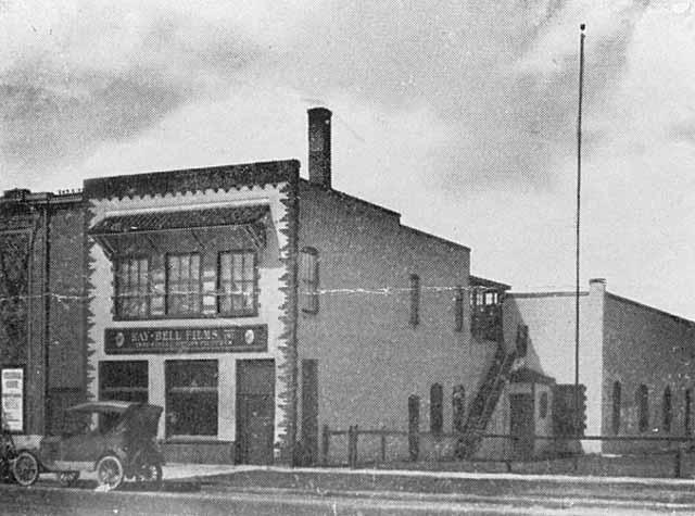 817-23 University Avenue, Ray-Bell Films ca. 1928