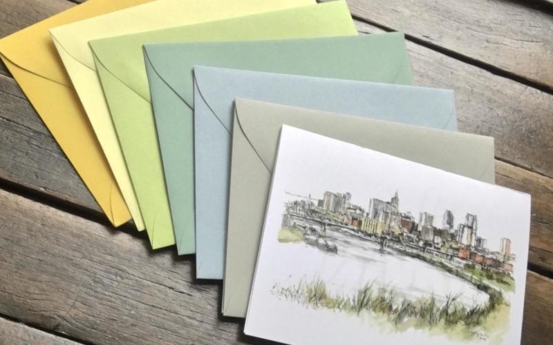 Kar-Keat Chong Artist Notecards